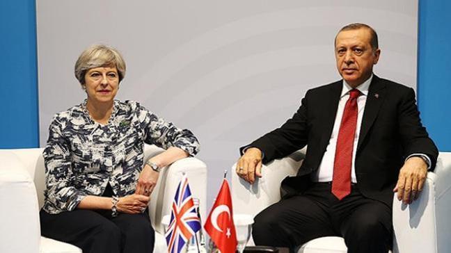 İngiltere: Türkiye küresel bir güç, birlikte çalışmamız lazım