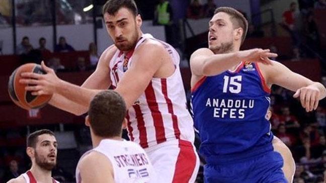Euroleague'de MVP'ler; Milutinov ve Hickman