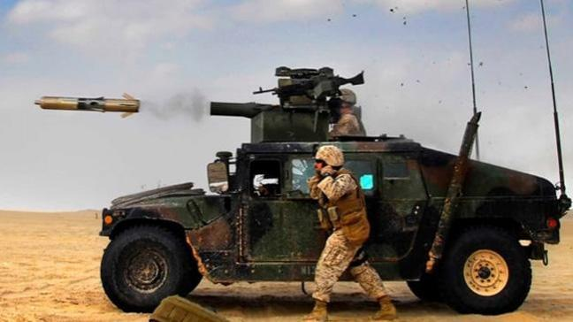 Suudi Arabistan, ABD'den TOW 2B Tanksavar füzesi ediniyor