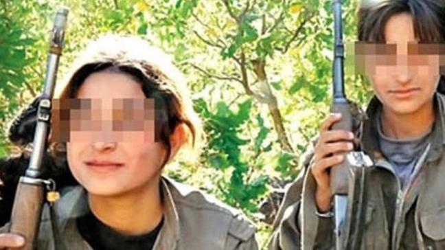 Terör örgütü PKK/YPG'nin hainliği 17 yaşındaki teröristin ifadelerinde