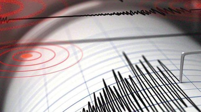 Muğla'da 3,4 şiddetinde deprem meydana geldi