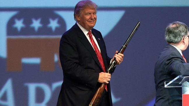 Trump yönetiminden silah kontrolü adımı