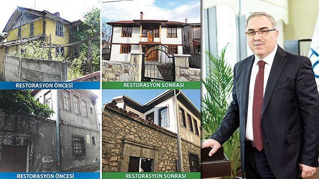 TOKİ'den her restorasyona170 bin TL