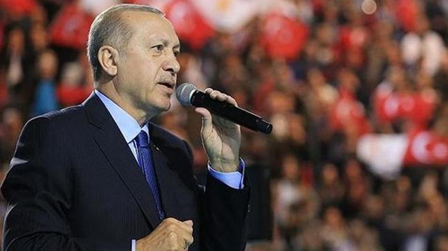 Cumhurbaşkanı Erdoğan: Utanmadan 2019 seçimlerine kara çalmaya yelteniyorlar