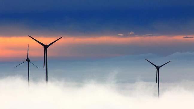 Türkiye'nin ilk 'deniz rüzgarı' santrali için aday bölgeler belli oldu