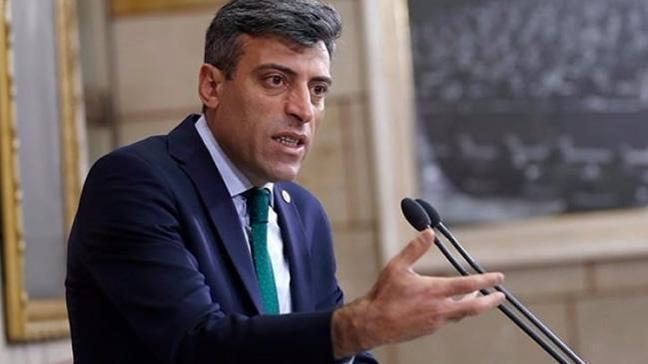 Hamza Dağ'dan CHP'li Yılmaz'a: PKK'nın sözcüsü gibi konuşuyor