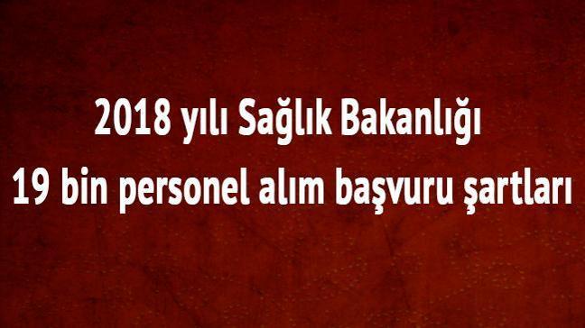 Bakanlık 19 bin işçi alacak! Başvurular İŞKUR'dan toplanacak