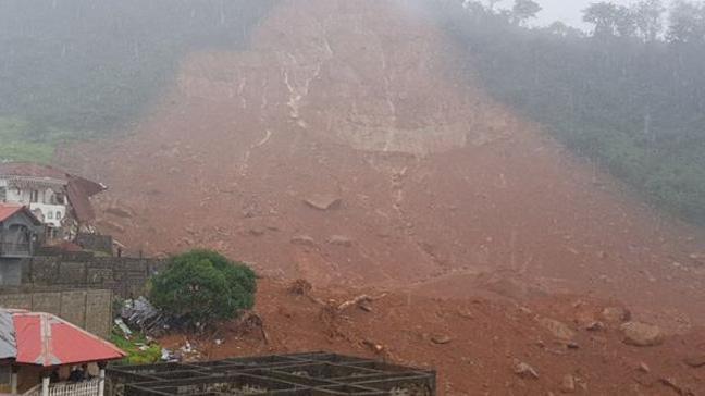 Nijerya'da toprak kayması: 6 ölü