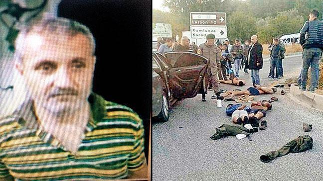 Afrin-Lazkiye-Muğla arası katliam hattı!