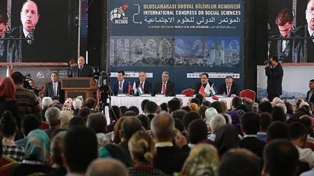 Kudüs'teki 2. Uluslararası Sosyal Bilimler Kongresi sona erdi