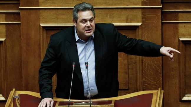 Kammenos, 25 Mart Yunan mili bayramını fırsat görüp, Türkiye'ye karşı hadsiz açıklamalar yaptı