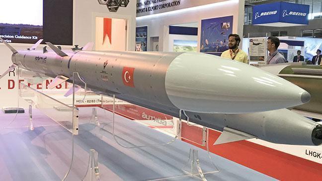 Milli füzeler havadanvurmaya hazırlanıyor
