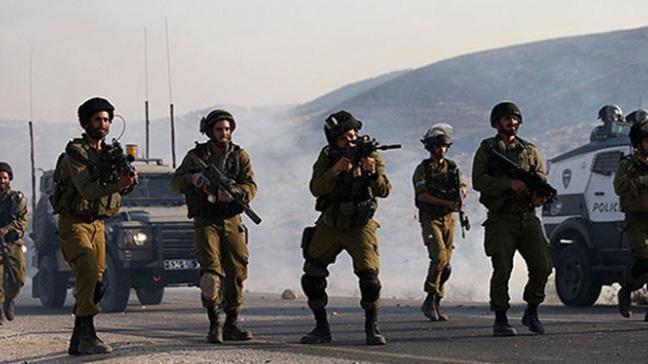 İsrail'in Mustaribin güçlerinin 4 Filistinliyi kaçırdığı iddia edildi