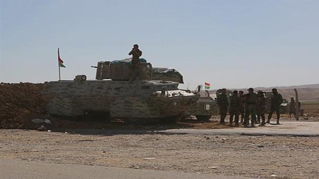 Irak ordusu, Sincar'a doğru harekete geçti
