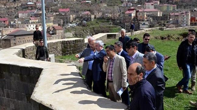 Bitlis'e 40 milyon liralık tarihi eser yatırımı