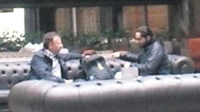 Hollanda'nın Afrin casusu Türk istihbaratına takıldı