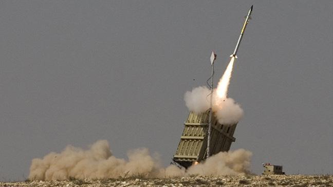 İsrail dün gece korkudan Demir Kubbe'yi alarma geçirdi