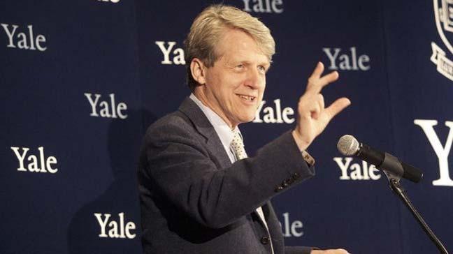 Nobel ödüllü ekonomist Shiller'den ekonomik kriz uyarısı