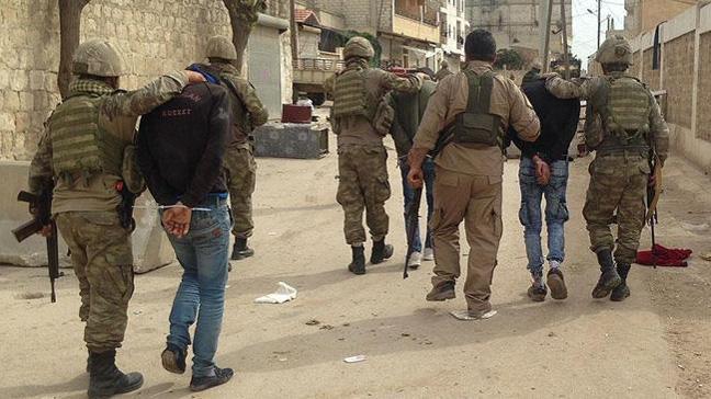 Sorgulanan teröristler sivillerin çıkışına engel olmak için patlayıcı tuzakladıklarını itiraf etti