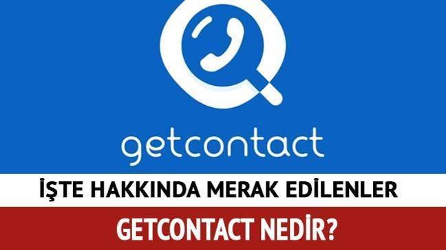 """Getcontact uygulamasında rehberde nasıl kayıtlıyım"""""""
