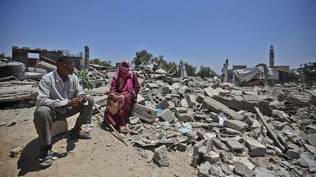 İsrail, Filistinli bedevilere ait 2 binden fazla evi yıktı