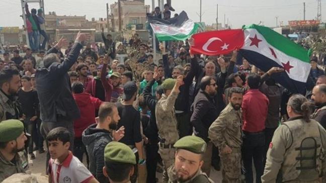 Tel Rıfatlılar, teröristlere karşı Türkiye'den yardım istedi