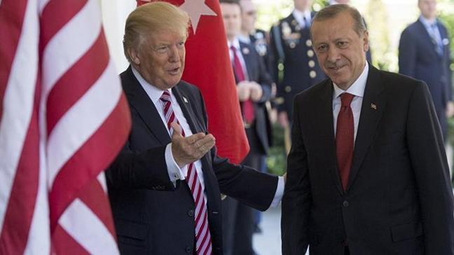 Bozdağ: Teklif Trump'tan geldi, Cumhurbaşkanı Erdoğan kabul etti