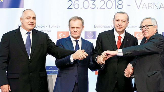 'Avrupa'nın istikrarı için birlikte çalışalım'