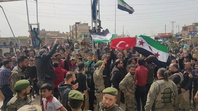 Zeytin Dalı Operasyonu Tel Rıfat alındıktan sonra hedefine ulaşacak