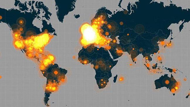 BBC duyurdu: Soğuk Savaş yeniden başlıyor