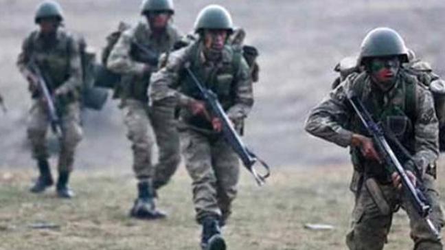 TSK: Kandil'de 41 terörist etkisiz hale getirildi