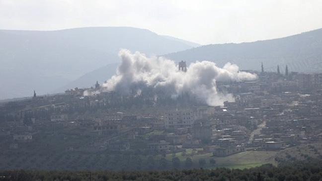Afrin'de patlama: 7 ölü
