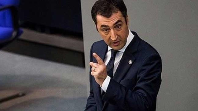 Türk düşmanı Cem Özdemir: AB, Türkiye'ye karşı gerekenleri yapmalı