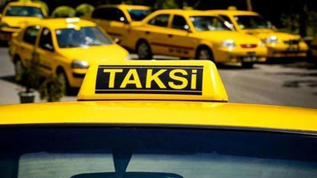 Taksilerin tepe lambaları daha teknolojik olacak