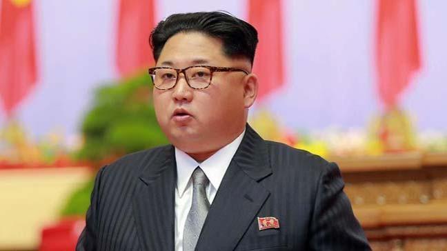 Kuzey Kore lideri Kim Jong-un'un özel korumalı tren ile Çin'e gittiği iddia edildi
