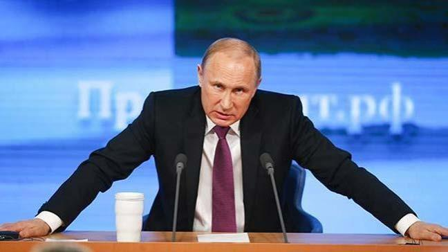 Putin: Bir hiç uğruna insanlarımızı kaybediyoruz
