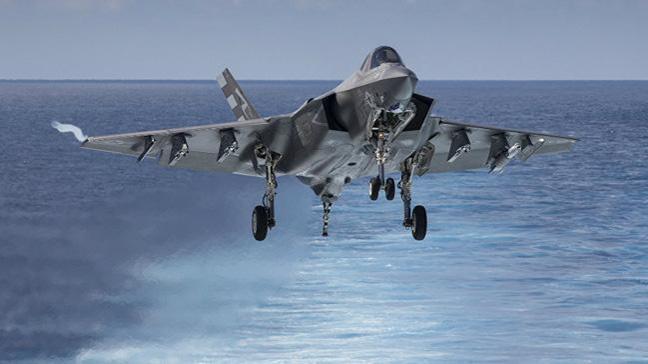Hükümetten açıklama: S-400 alımı F- 35 alımını etkilemez
