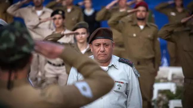 İsrail Genelkurmay Başkanı: Filistin patlama noktasında