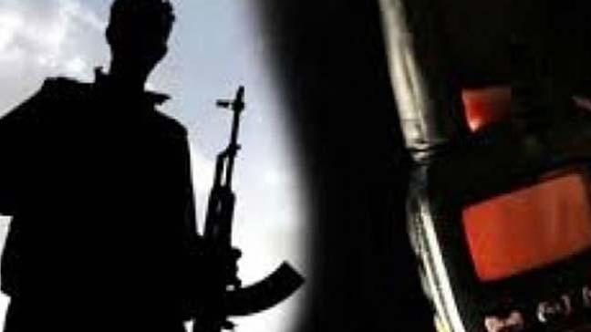 Tunceli Pülümür'de öldürülen teröristlerin yeri telsiz ile belirlendi
