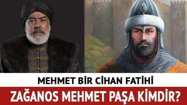 """Zağanos Paşa kimdir""""  Mehmed Bir Cihan Fatihi Zağanos Mehmet Paşa'nın tarihteki önemi ne"""