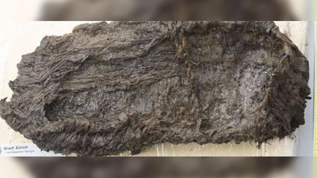İsviçre'de gölde 5 bin yıllık ayakkabı bulundu