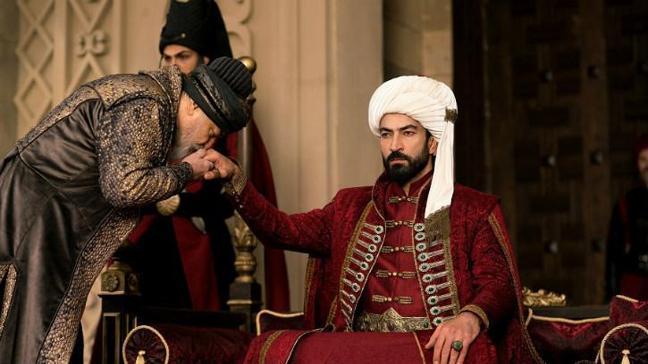 Mehmed Bir Cihan Fatihi'nde Bizans'a savaş ilanı