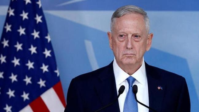 ABD Savunma Bakanı Mattis: PKK'nın Sincar bölgesinden çekildiğini görmek istiyoruz