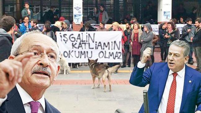 Kılıçdaroğlu'nun terör seviciliği CHP'yi karıştırdı