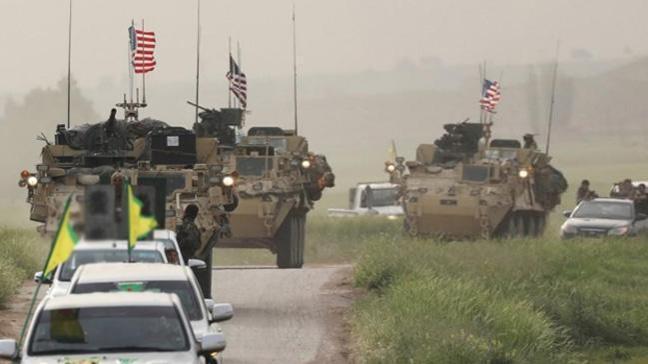 'Terör örgütü PKK/PYD Münbiç'ten çekildi' iddiasi