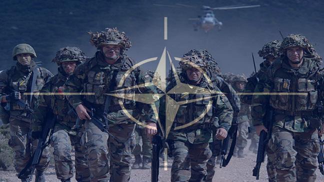 'Türkiye aynı zamanda NATO'nun sınırlarını temizliyor'
