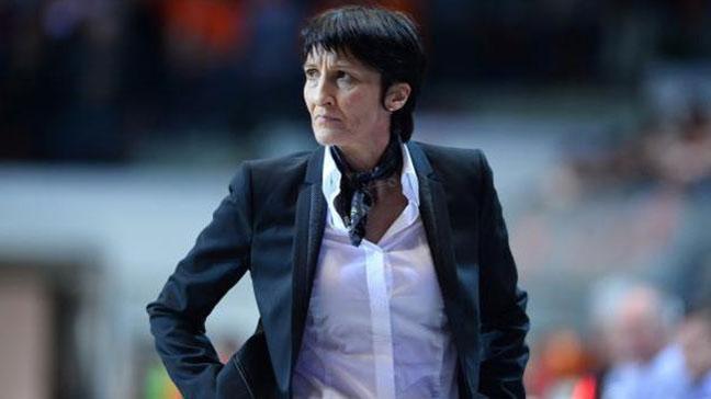 Fenerbahçe Kadın Basketbol Takımı'nın başantrenörü Valerie Garnier oldu!