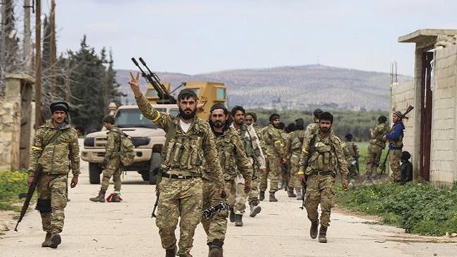 PKK/YPG Afrin'de vahşet sergiledi, ÖSO insanlık dersi verdi
