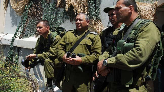 İsrail G.K. Başkanı Gadi Eisenkot, ülkesinin Suriye'deki saldırılarına yeniden başladığını duyurdu