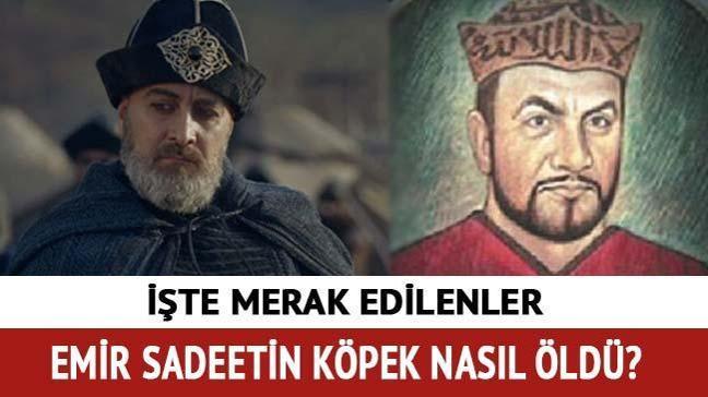 """Emir Sadettin kimdir"""" Emir Sadettin Köpek ölümü ne zaman, nasıl oldu"""""""